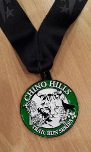Rick's medal