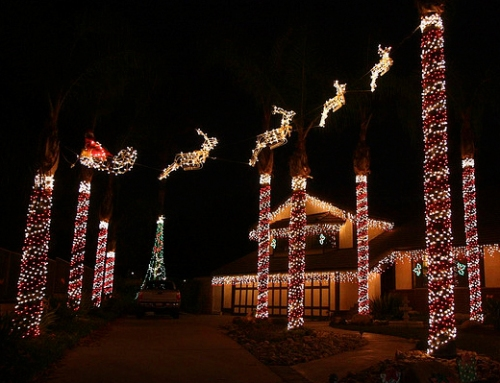 Brea lights1
