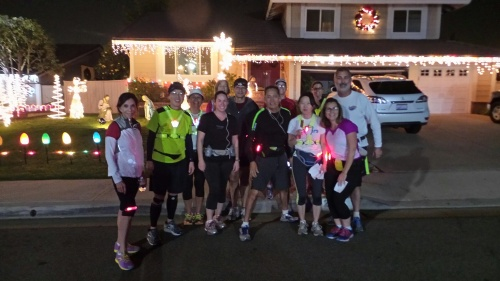 Eagle Hills Christmas Run 2014