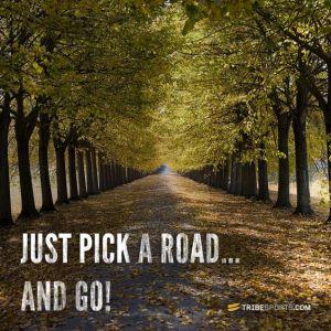 pick-a-road